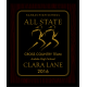 All State 7x9 Plaque