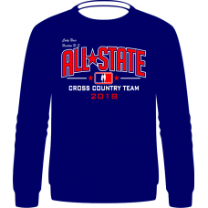 All State Gildan Sweatshirt