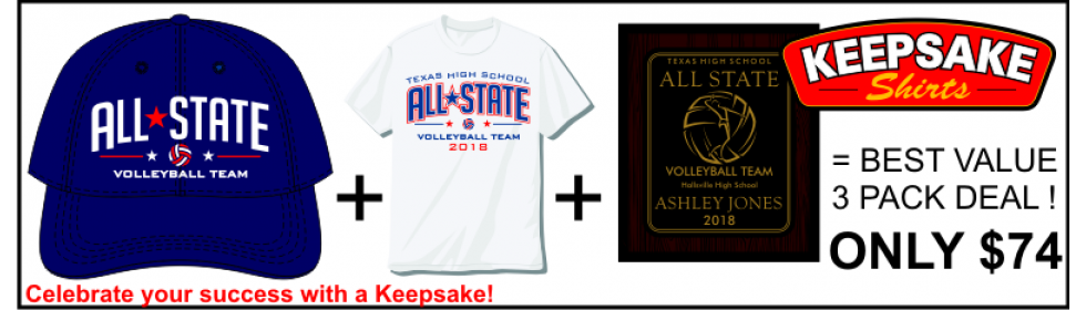 All State VB 3 Pack